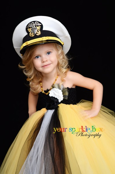 USN Navy Tutu Dress